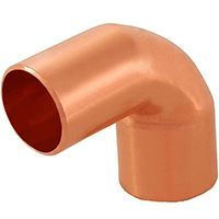 Copper Fittings: Copper Pipe Fittings for Plumbing