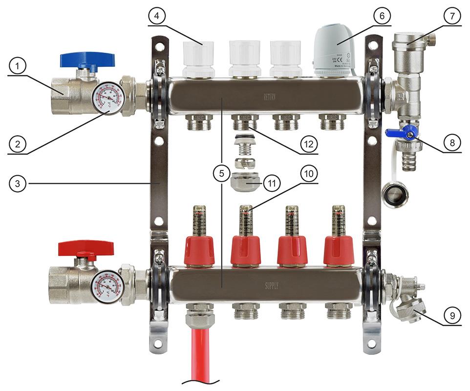 PexUniverse PEX Plumbing Heating HVAC Supplies - Does radiant floor heating need dedicated circuit