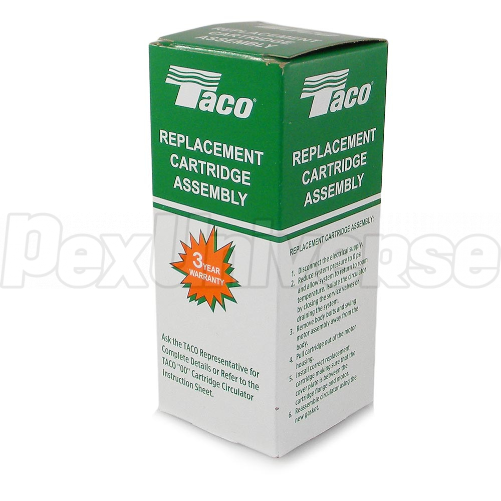 Taco 003 001rp Replacement Circulator Pump Cartridge Pexuniverse 00 Wiring For Bronze
