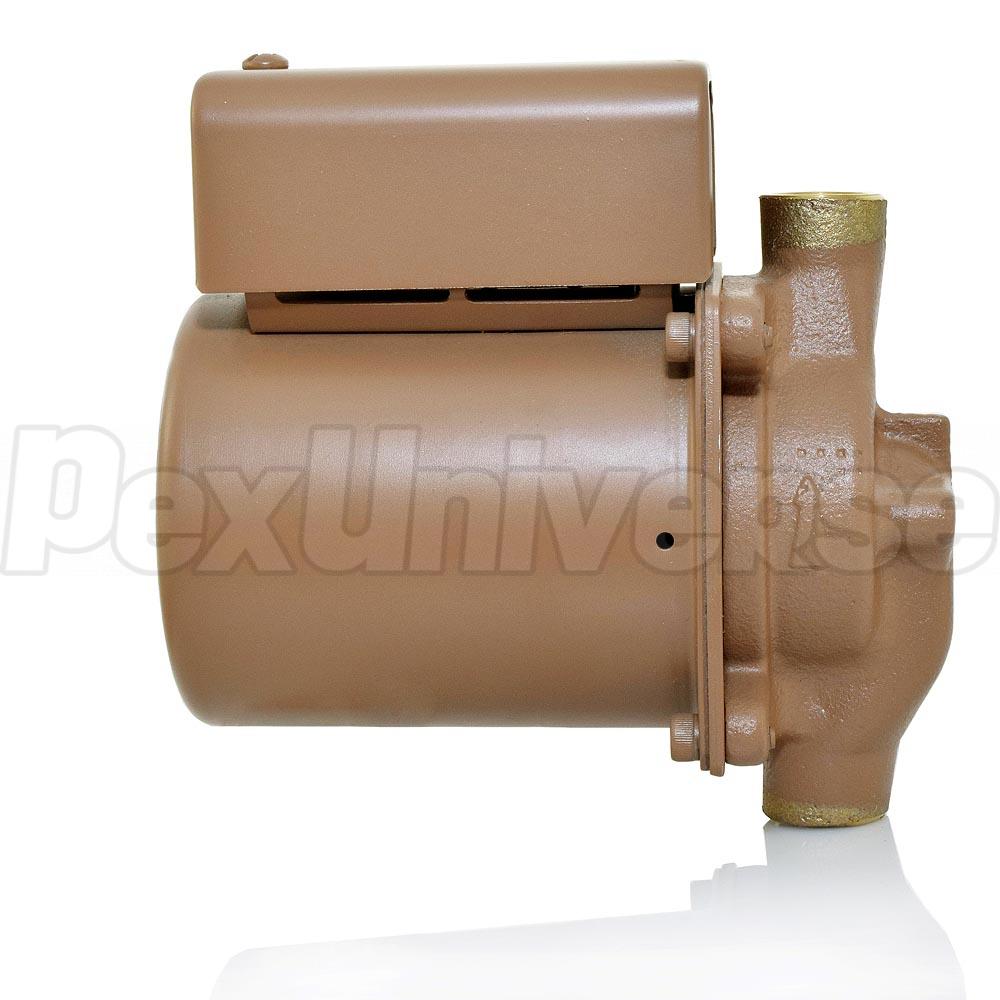 Taco 006 Bc4 Bronze Circulator Pump 1 2 Sweat 115v Pexuniverse Wiring Diagram 40 Hp Brand