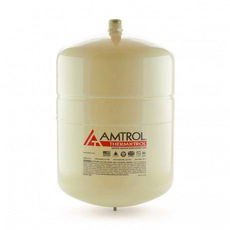 Therm-X-Trol ST-8 Thermal Expansion Tank (3 2 Gal Volume)