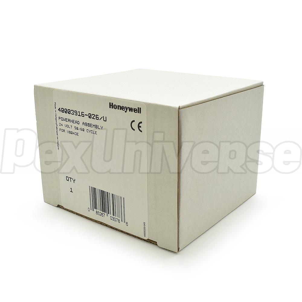 Honeywell 40003916 026 Zone Valve Replacement Head For V8043e Valves Brand