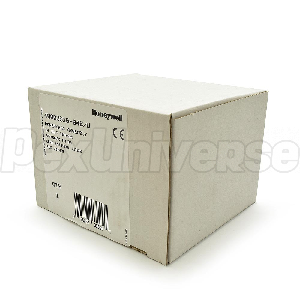 Replacement Head for V8043F Zone Valves. Brand: Honeywell
