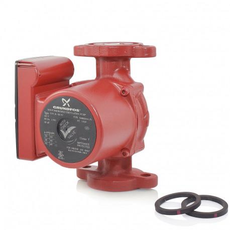 UPS15-58FC 3-Speed Circulator Pump w/ IFC, 1/25 HP, 115V