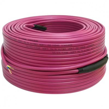 459ft Electric Radiant Floor Heating Cable 120v Pexuniverse