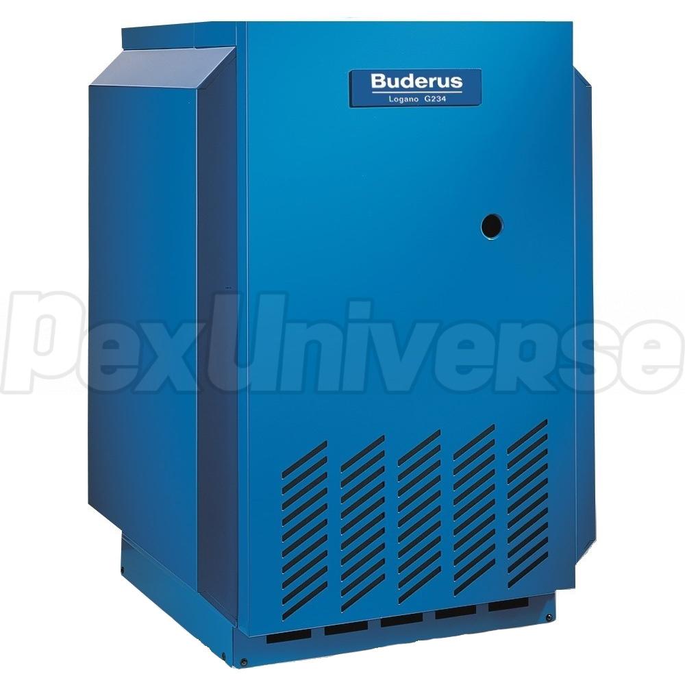 Buderus GC234X/64 Cast Iron Gas Boiler - PexUniverse