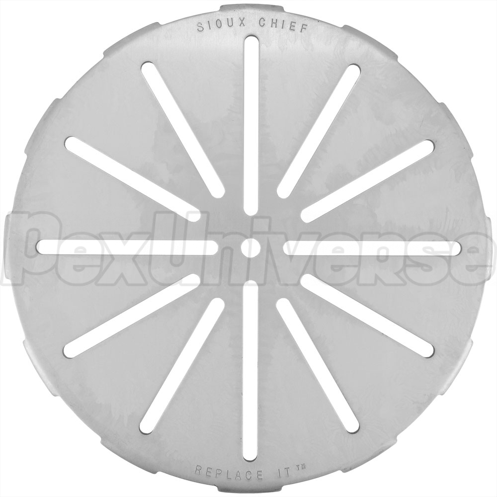 Sioux Chief 847 9 Replace It 9 Quot Adjustable Floor Drain