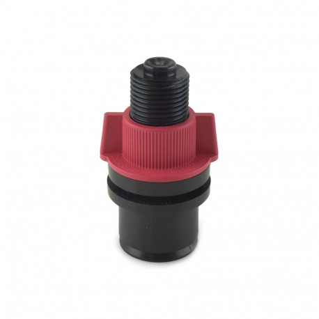 """1-1//2/"""" Vented Wing Nut Test Plug"""