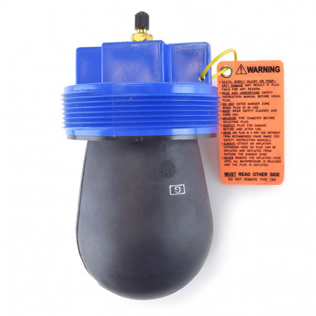 Sioux Chief 882 Tt4 4 Quot Inflatable Test Tee Plug Dwv
