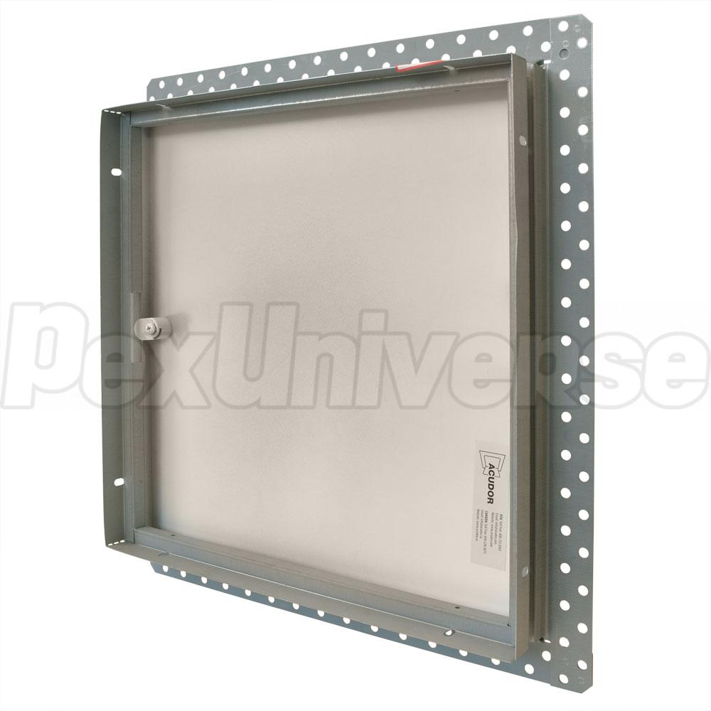 Acudor Dw 5040 18 Quot X 18 Quot Drywall Flush Steel Access Door