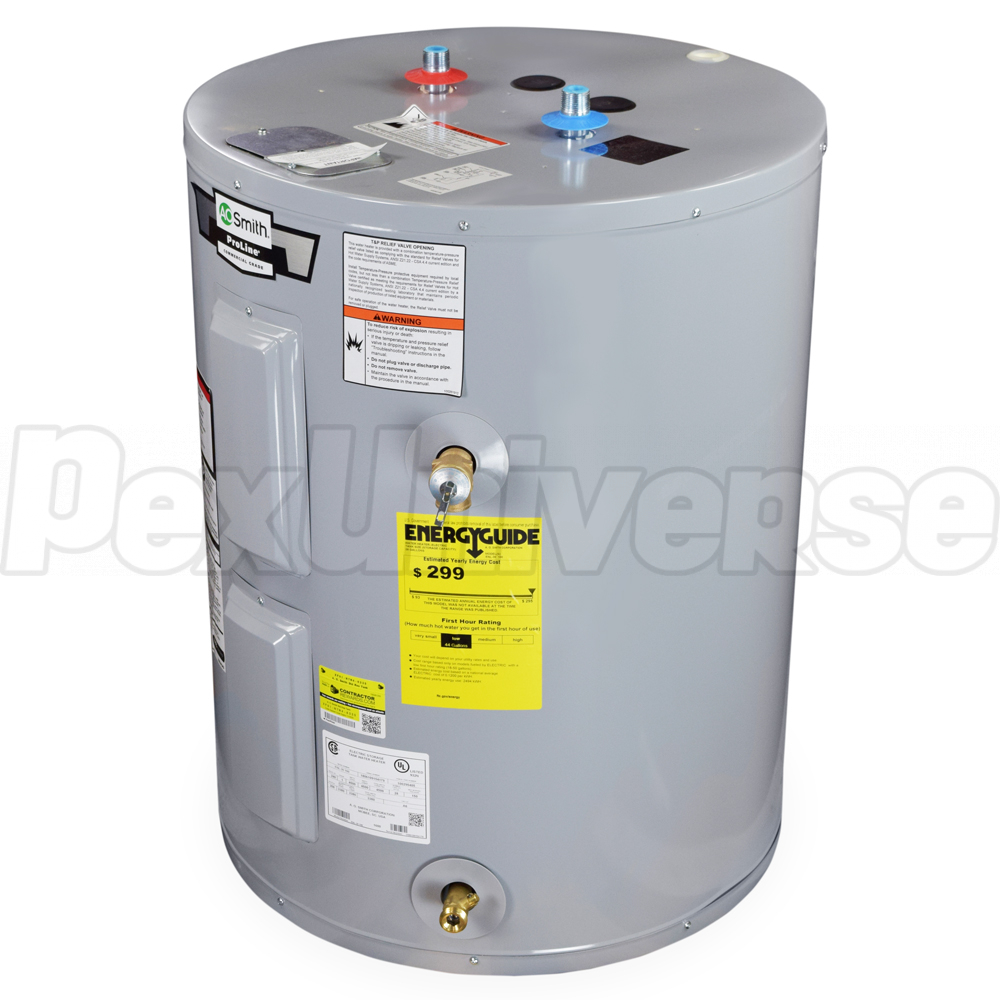 Ao Smith Enl 30 Electric Water Heater Pexuniverse