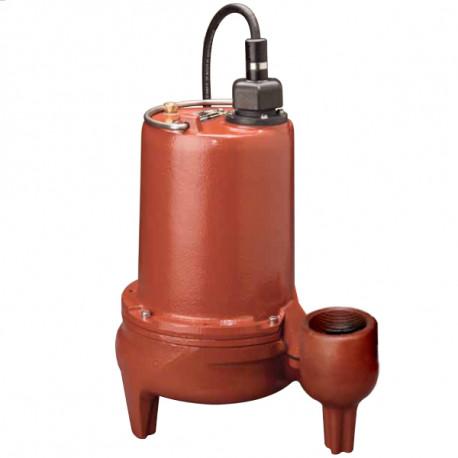 Manual Effluent Pump, 25' cord, 6/10 HP, 208/230V