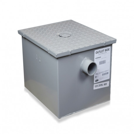 #30 Grease Trap, 15 GPM, 30 lbs, 2