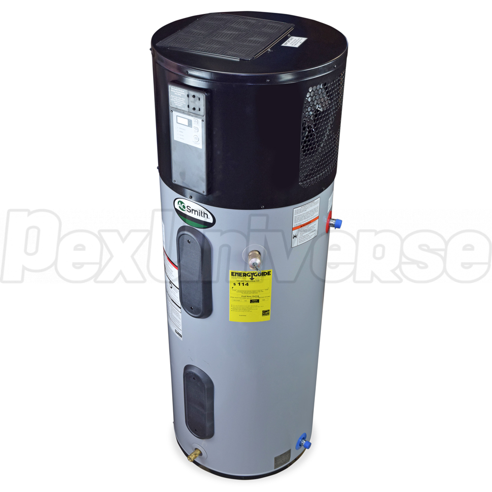 Ao Smith Hptu 50n Voltex Hybrid Electric Heat Pump Water