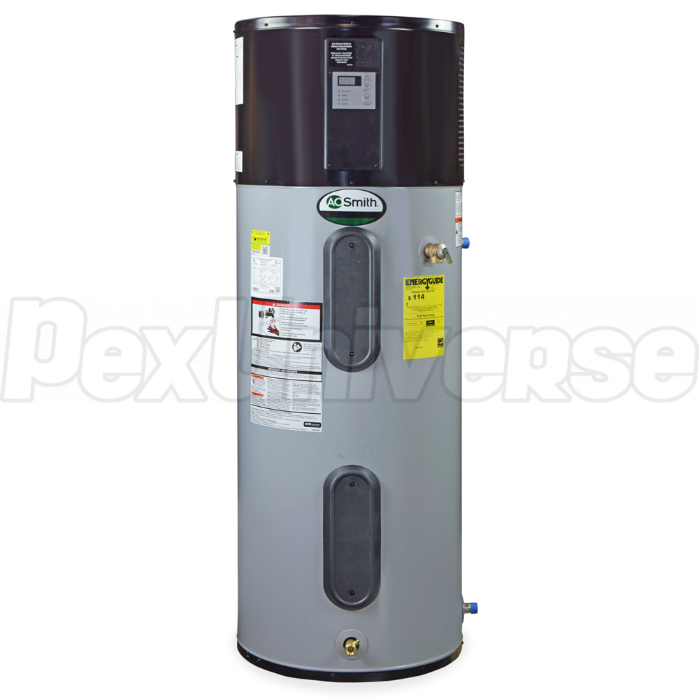 Ao Smith Hptu 66n Voltex Hybrid Electric Heat Pump Water