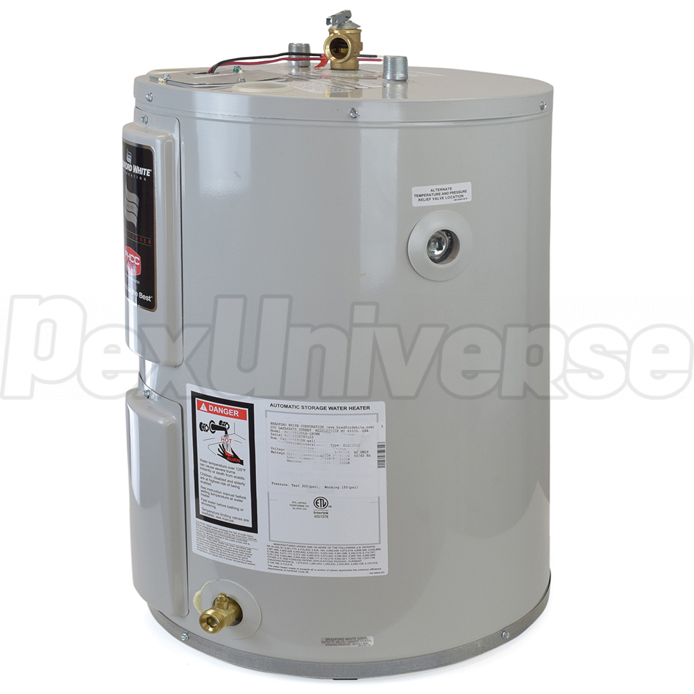 Bradford White Re230l6 1ncww Lowboy Electric Water Heater