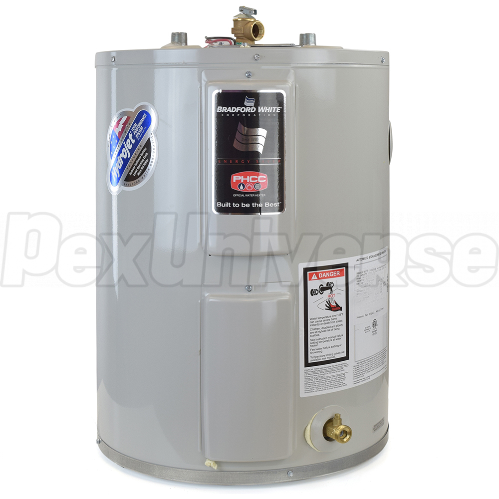 Bradford White Re250l6 1ncww Lowboy Electric Water Heater