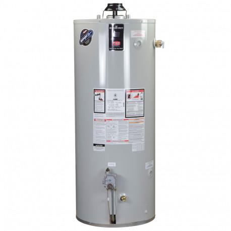 Bradford Water Heater >> 40 Gal Defender Atmospheric Vent Short Water Heater Ng 6 Yr Wrty