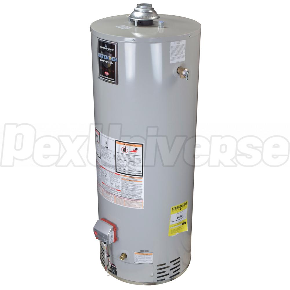 Bradford White Rg240s6x Atmospheric Vent Gas Water Heater