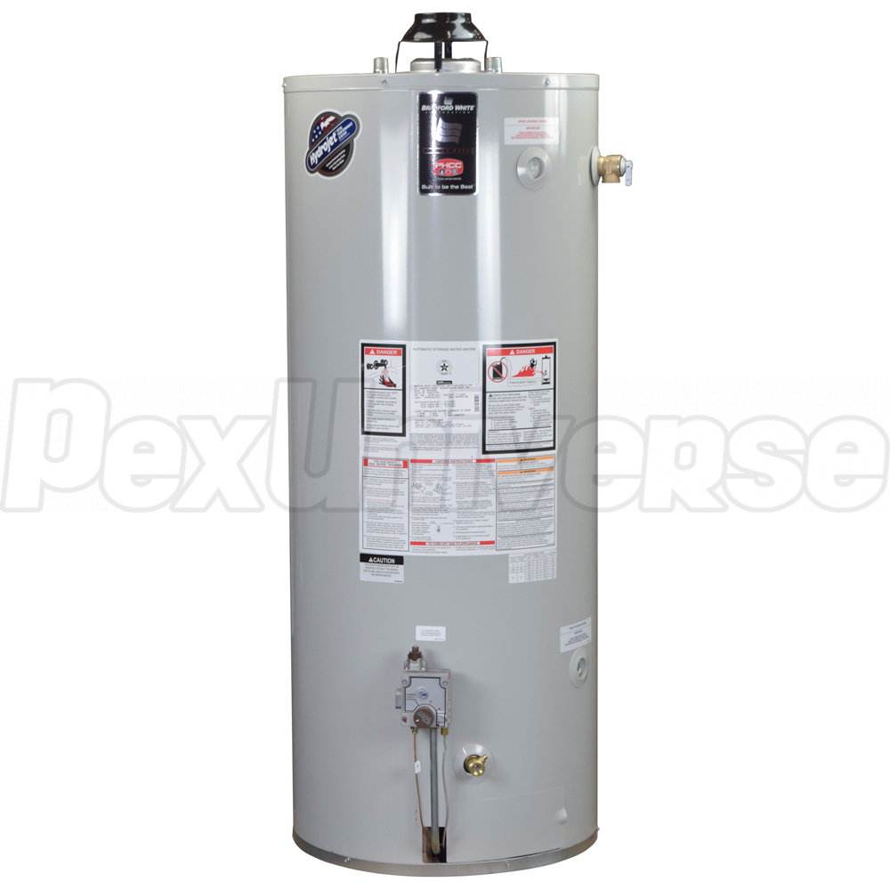 Bradford White Rg240t6n Atmospheric Vent Gas Water Heater