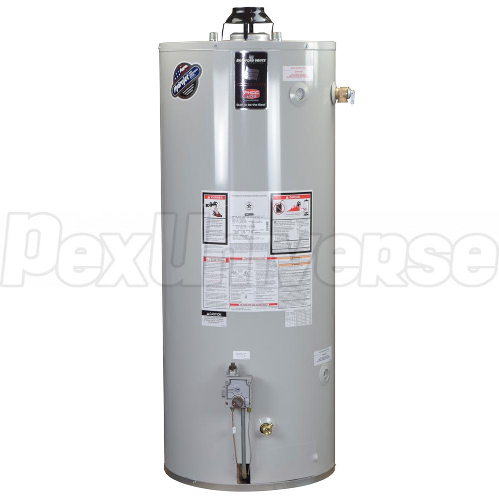 Bradford White Rg250s6n Atmospheric Vent Gas Water Heater