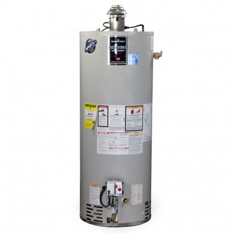 Bradford White RG2D50S6N, Atmospheric Vent Damper Water Heater ...