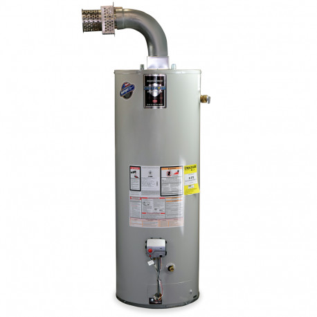 Bradford White Rg2dv40s6n Flx Gas Water Heater W Flex