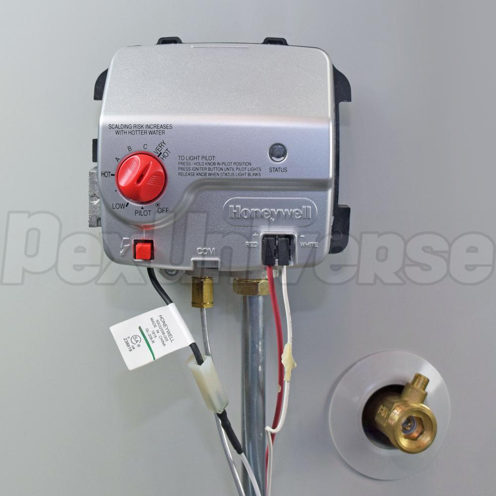 Bradford White Rg2dv40s6n Sld Gas Water Heater W Solid