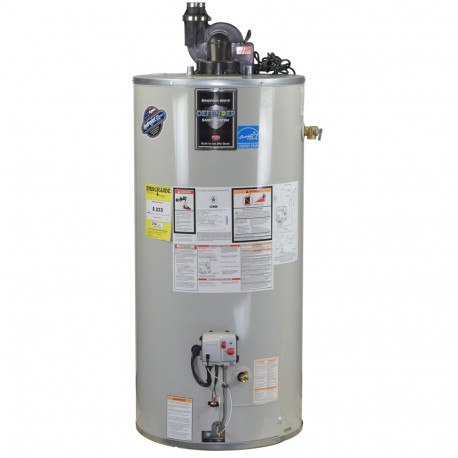 Bradford Water Heater >> 40 Gal Defender Power Direct Vent Water Heater Ng 6 Yr Wrty