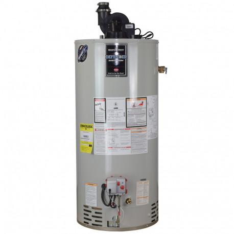 Bradford Water Heater >> 40 Gal Ttw Defender Power Vent Water Heater Ng 6 Yr Wrty