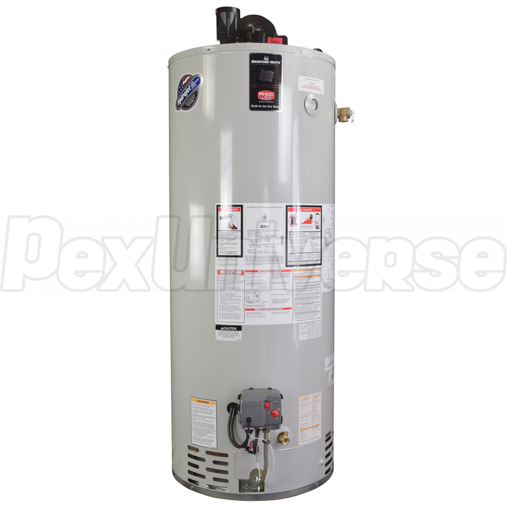 Bradford White Rg2pv50h6n Power Vent Gas Water Heater