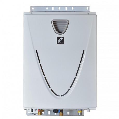 takagi t-h3j-os-lp propane (lp) tankless water heater, outdoor model