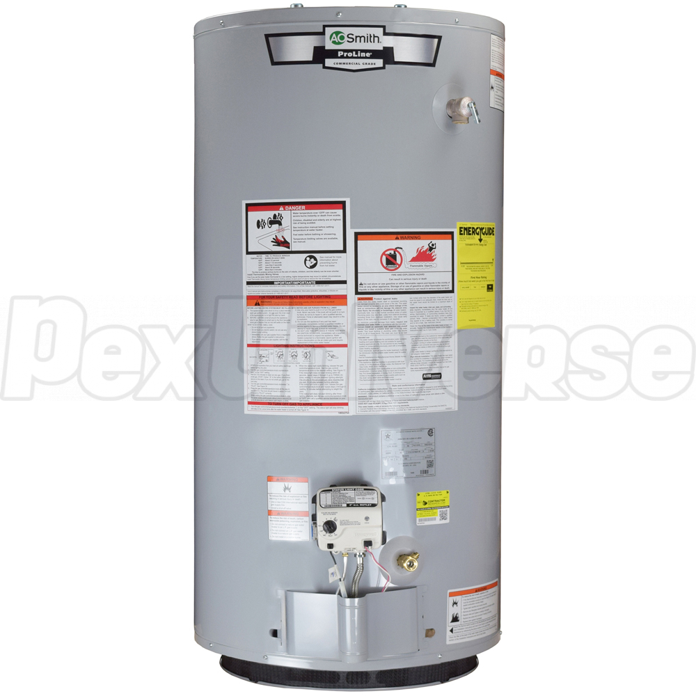 Ao Smith Xcr 40 Atmospheric Vent Gas Water Heater