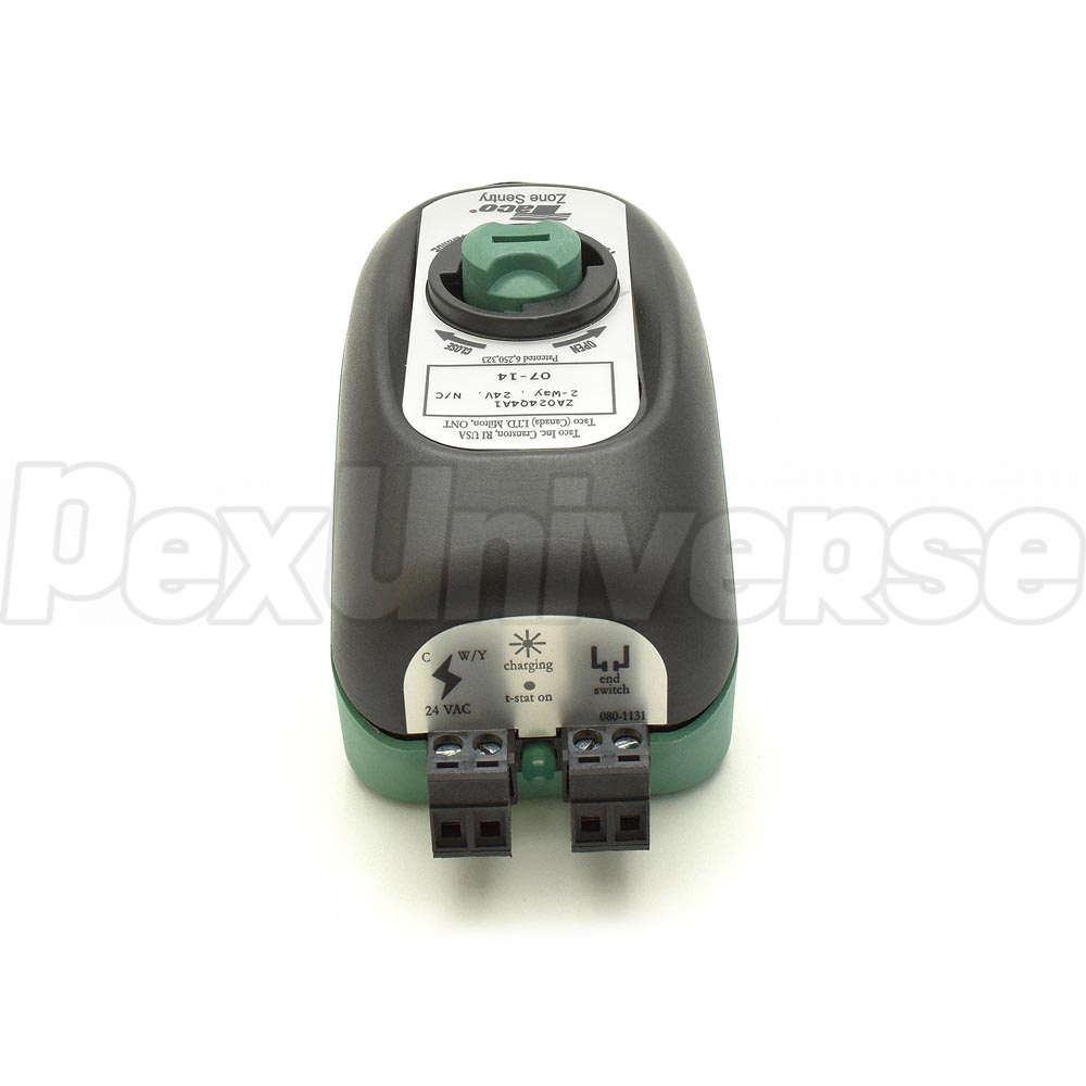 Taco Za024q4a1 Replacement Power Head For Zone Sentry Valves Nc Wiring Normally Closed