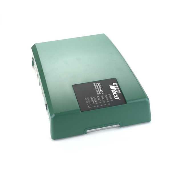 Taco ZVC404-EXP-4, 4-Zone Valve Control, Expandable - PexUniverse